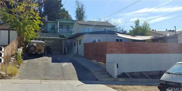3422 Holyoke Drive, Glassell Park, CA 90065 (MLS #DW21222848) :: ERA CARLILE Realty Group