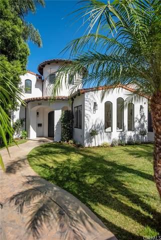 561 33rd Street, Manhattan Beach, CA 90266 (#SB21226238) :: Latrice Deluna Homes