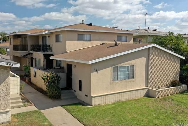 440 N Garfield Avenue, Montebello, CA 90640 (#MB21227959) :: RE/MAX Empire Properties