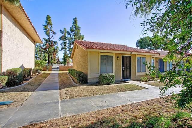 82567 Avenue 48 #45, Indio, CA 92201 (#219068926DA) :: Latrice Deluna Homes