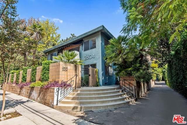 2604 N Beachwood Drive #6, Los Angeles (City), CA 90068 (#21794566) :: Realty ONE Group Empire