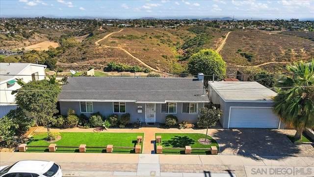 2677 Cowley Way, San Diego, CA 92110 (#210028817) :: Blake Cory Home Selling Team