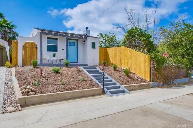 3724 Nile Street, San Diego, CA 92104 (#PTP2107206) :: Blake Cory Home Selling Team