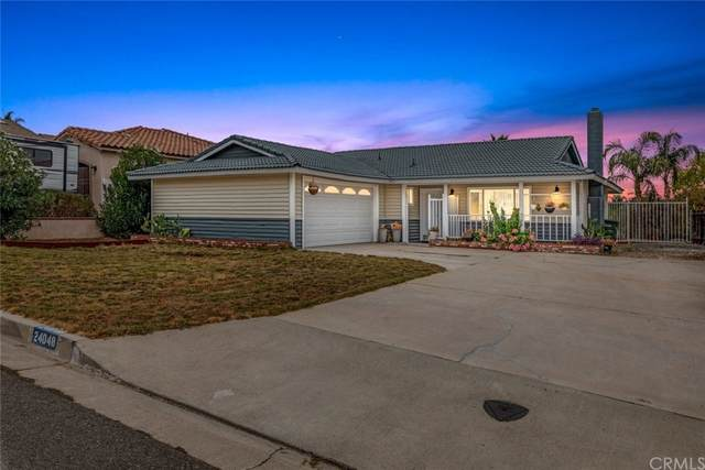 24048 Cruise Circle Drive, Canyon Lake, CA 92587 (#SW21205461) :: Cochren Realty Team | KW the Lakes