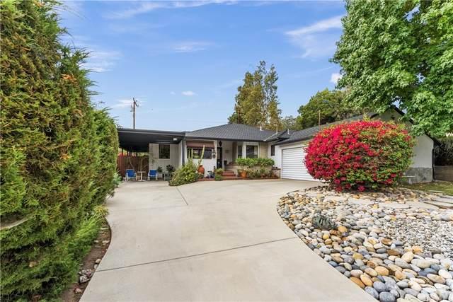81 Holdman Avenue, Sierra Madre, CA 91024 (#AR21226277) :: The Parsons Team