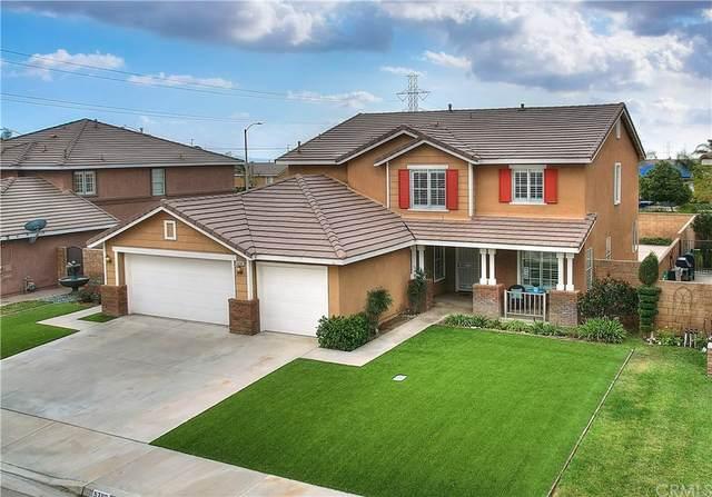 5780 Shady Rock Lane, Fontana, CA 92336 (#OC21227606) :: RE/MAX Empire Properties