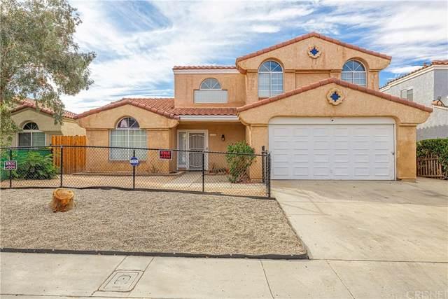 37625 Nectarine Drive, Palmdale, CA 93550 (#SR21228040) :: Real Estate One