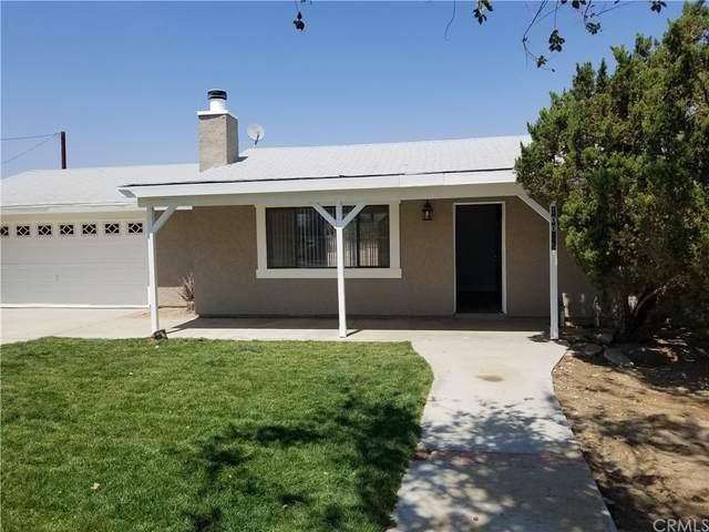 10055 E Avenue R, Littlerock, CA 93543 (#DW21228066) :: RE/MAX Empire Properties
