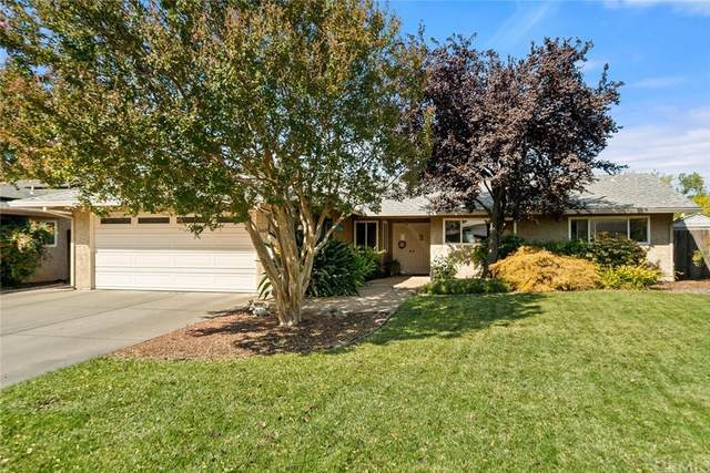 1660 Cooks Way, Chico, CA 95926 (#SN21228045) :: The Laffins Real Estate Team