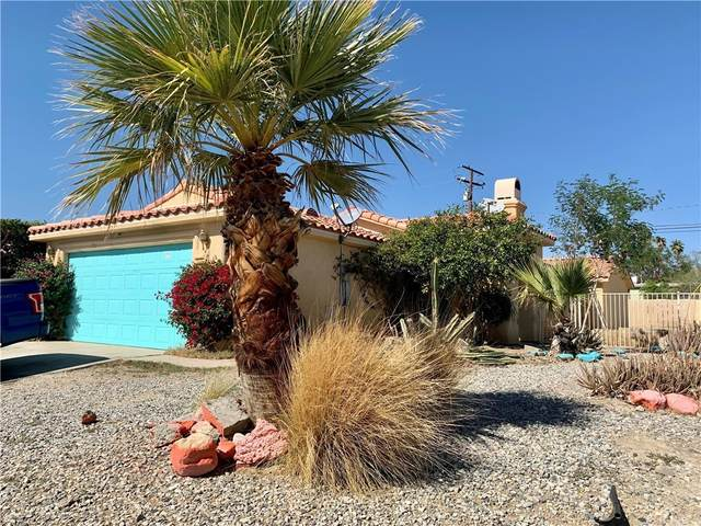 66258 Cahuilla Avenue, Desert Hot Springs, CA 92240 (#JT21226913) :: Necol Realty Group