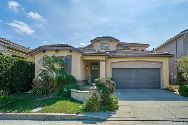 11364 Oakford Lane, Porter Ranch, CA 91326 (#SR21228044) :: Blake Cory Home Selling Team
