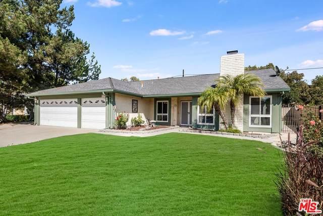 403 Ramble Ridge Drive, Thousand Oaks, CA 91360 (#21794430) :: RE/MAX Empire Properties