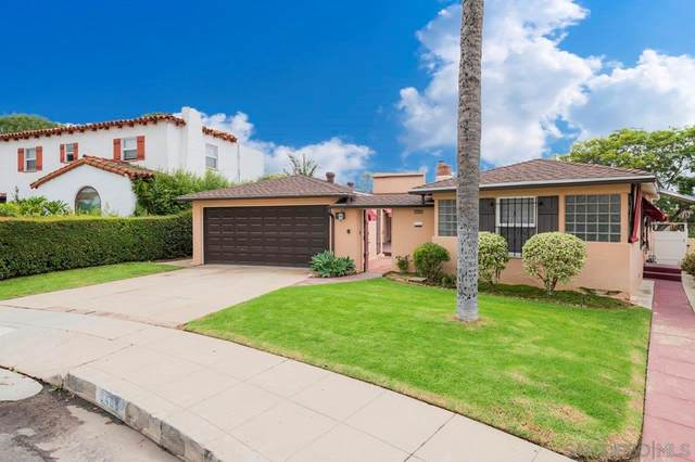 3403 Cooper St, San Diego, CA 92104 (#210028835) :: Necol Realty Group