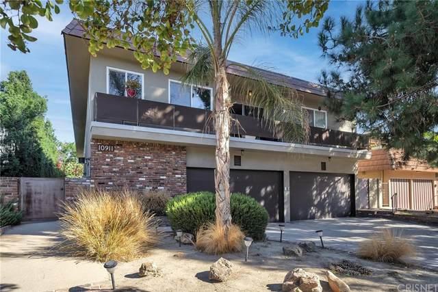 10911 Peach Grove Street #1, North Hollywood, CA 91601 (#SR21228086) :: The M&M Team Realty