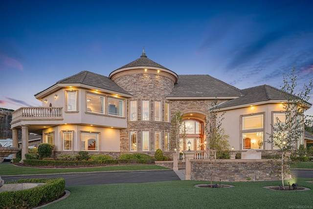 1449 Grandview Rd, Vista, CA 92084 (#210028837) :: Swack Real Estate Group | Keller Williams Realty Central Coast