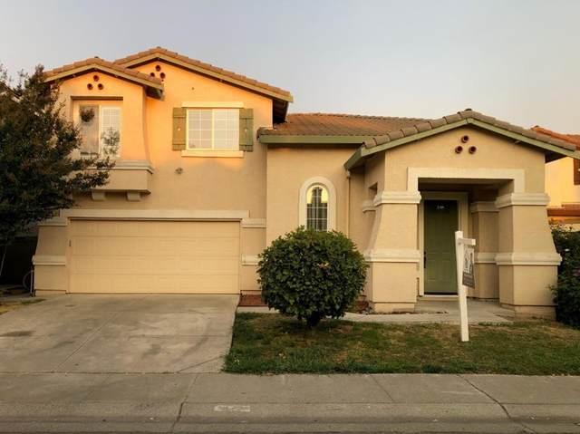 311 Aviator Circle, Sacramento, CA 95835 (#ML81866762) :: A|G Amaya Group Real Estate