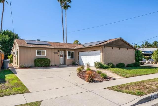 5812 Yorkshire Avenue, La Mesa, CA 91942 (#PTP2107209) :: Blake Cory Home Selling Team