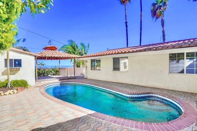 2165 W General Street, Rancho Palos Verdes, CA 90275 (#SB21228076) :: Go Gabby