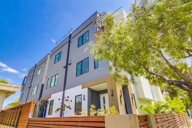160 W W Robinson Ave, San Diego, CA 92103 (#210028840) :: The M&M Team Realty