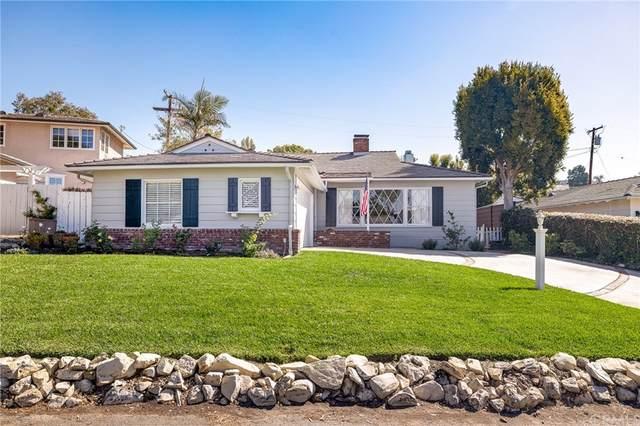 1604 Via Garfias, Palos Verdes Estates, CA 90274 (#SB21225211) :: RE/MAX Masters