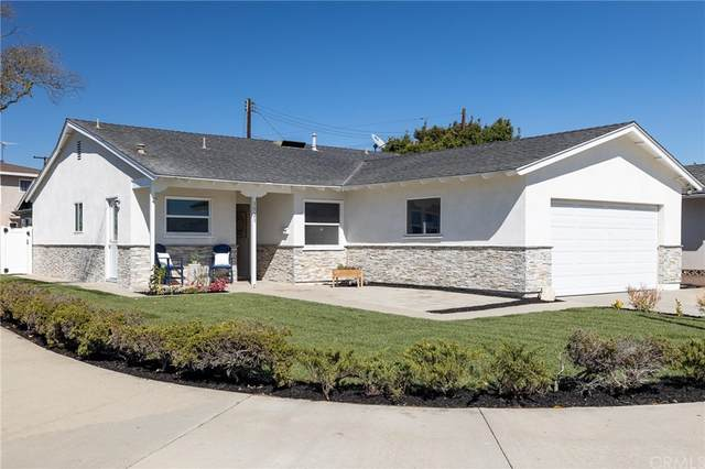 1521 242nd Place, Harbor City, CA 90710 (#SB21226720) :: Necol Realty Group