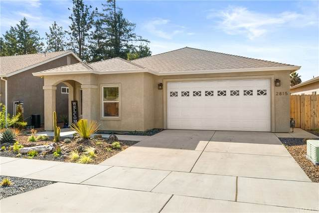 2815 Clark Way, Chico, CA 95973 (#SN21223886) :: The Laffins Real Estate Team