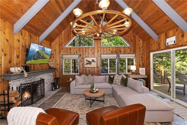 272 Arrow Wood Drive, Lake Arrowhead, CA 92352 (#EV21227361) :: Necol Realty Group