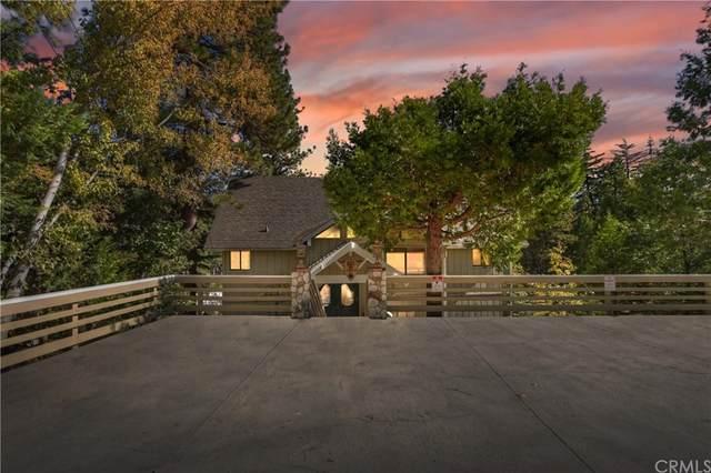 229 Fairway Drive, Lake Arrowhead, CA 92352 (#EV21228155) :: Necol Realty Group