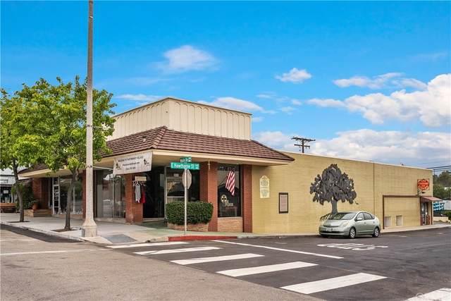 201 205 N Main Avenue, Fallbrook, CA 92028 (#SW21227336) :: Murphy Real Estate Team