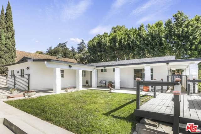 4983 Coringa Drive, Los Angeles (City), CA 90042 (#21793524) :: Necol Realty Group