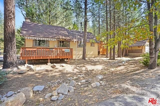 41431 Comstock Lane, Big Bear, CA 92315 (#21794736) :: RE/MAX Empire Properties