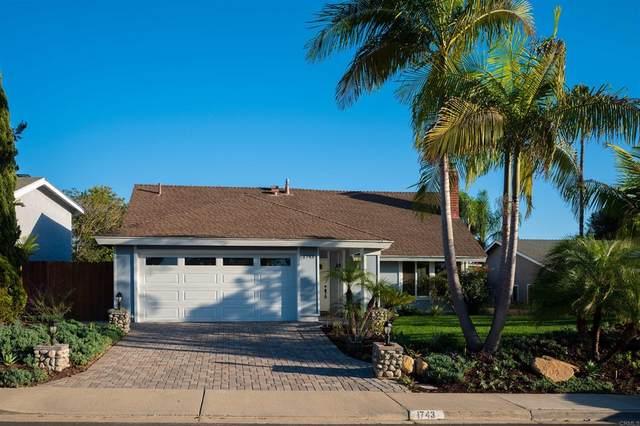 1743 Old Mill Rd, Encinitas, CA 92024 (#NDP2111724) :: Murphy Real Estate Team