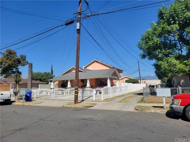 126 E Wilson Street, Rialto, CA 92376 (#EV21228071) :: Blake Cory Home Selling Team