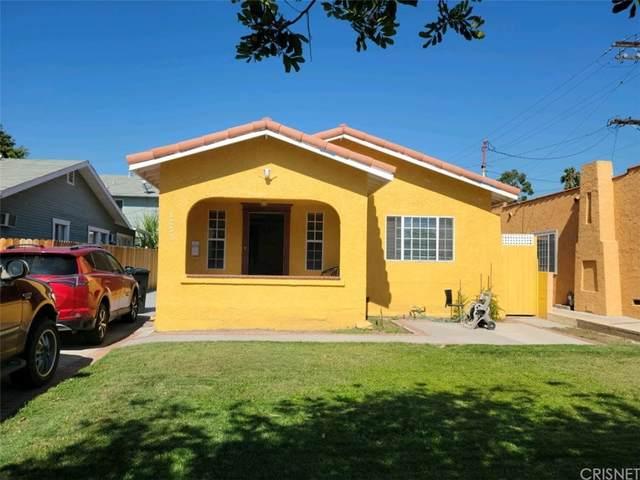 1233 E Maple Street, Glendale, CA 91205 (#SR21226625) :: Swack Real Estate Group   Keller Williams Realty Central Coast
