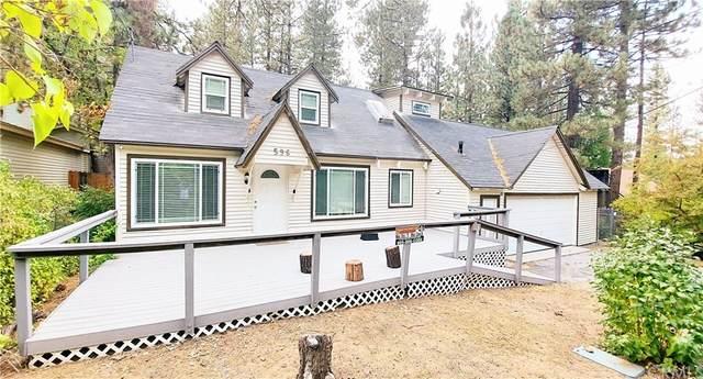 596 Wren Drive, Big Bear, CA 92315 (#OC21225092) :: RE/MAX Empire Properties