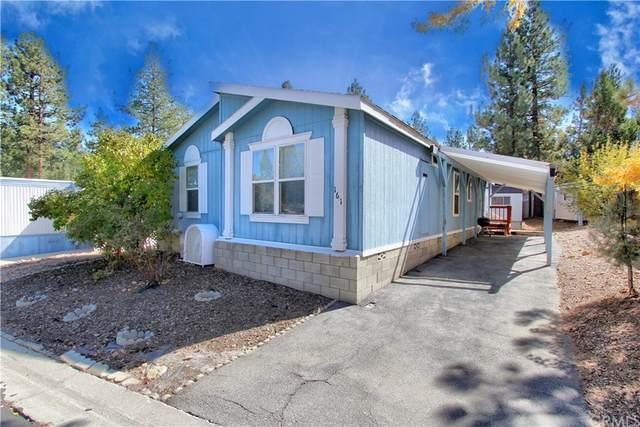 391 Montclair Drive #161, Big Bear, CA 92314 (#EV21228238) :: RE/MAX Empire Properties