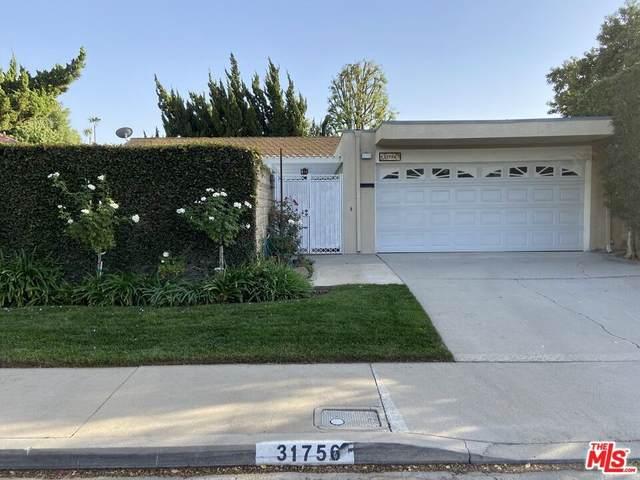31756 Bedfordhurst Court, Westlake Village, CA 91361 (#21795120) :: Latrice Deluna Homes