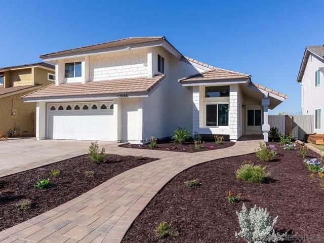 13048 Trigger St, San Diego, CA 92129 (#210028860) :: Blake Cory Home Selling Team