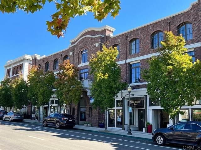 1501 S San Elijo Rd. #203, San Marcos, CA 92078 (#NDP2111730) :: Murphy Real Estate Team