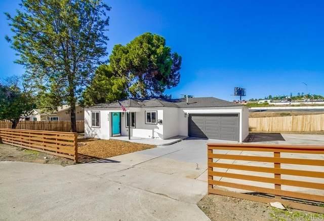 8784 Campo Road, La Mesa, CA 91941 (#NDP2111732) :: Millman Team