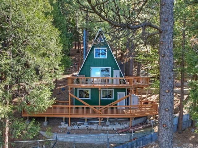 24918 Highland Drive, Crestline, CA 92391 (#EV21228202) :: A|G Amaya Group Real Estate