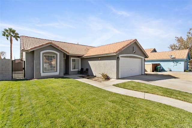 36749 Golden Oak Drive, Palmdale, CA 93552 (#SR21228283) :: Necol Realty Group
