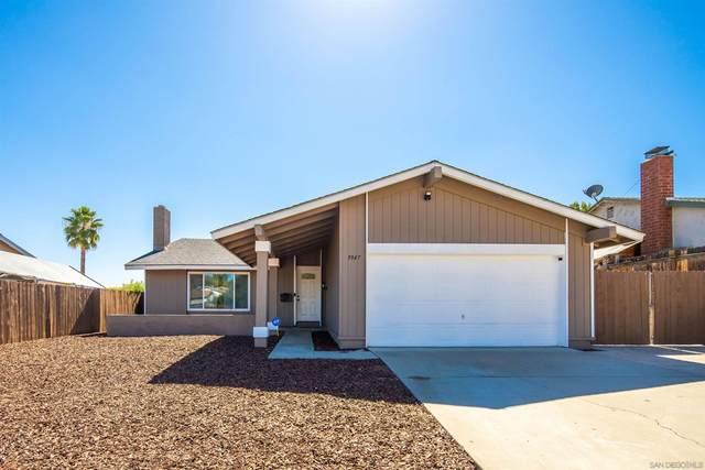 9947 Shoredale Dr, Santee, CA 92071 (#210028863) :: Blake Cory Home Selling Team