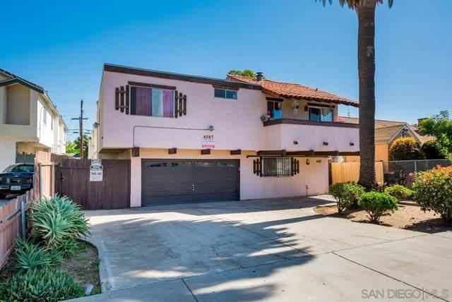 4067 44th Street #7, San Diego, CA 92105 (#210028864) :: Zutila, Inc.