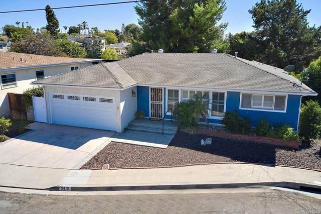 5415 Redland Place, San Diego, CA 92115 (#NDP2111733) :: Blake Cory Home Selling Team