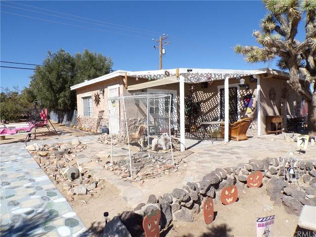 57032 Chipmunk, Yucca Valley, CA 92284 (MLS #JT21228296) :: ERA CARLILE Realty Group