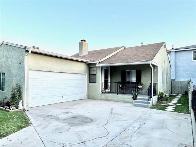 17242 Chatsworth Street, Granada Hills, CA 91344 (#SR21228130) :: Zutila, Inc.