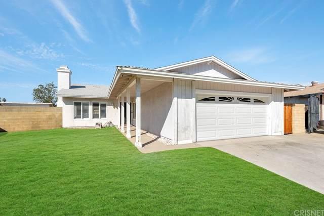 2171 Belhaven Avenue, Simi Valley, CA 93063 (#SR21228147) :: Robyn Icenhower & Associates