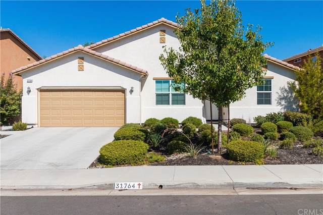 31764 Via Del Paso, Winchester, CA 92596 (#SW21228081) :: Team Forss Realty Group