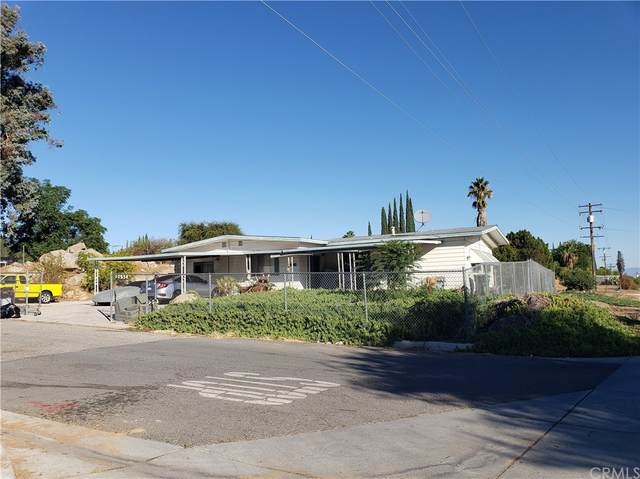 17234 Aragon Drive, Perris, CA 92570 (#SW21228327) :: McKee Real Estate Group Powered By Realty Masters & Associates